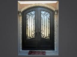 metal front doors3 Homeowner Benefits of Iron Front Doors  Iron Doors Plus Inc