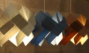 wood veneer lighting. luzifer semitransparent wood pendant lighting lamps veneer i