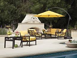 yellow patio furniture. Umbrellasmall Yellow Patio Furniture