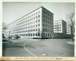 home office archives. New Census Building,the Home Office Of The Bureau, 1940 - 1941 | Archives E