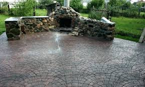 cost of paver patios cost of patio awesome patio s cost guide installation calculator cost
