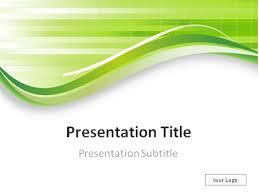 light green backgrounds for powerpoint.  Light Light Green Wavy Abstract Background PowerPoint Template In Green Backgrounds For Powerpoint H