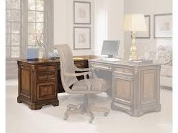 office furniture desk vintage chocolate varnished. Hooker Furniture Brookhaven Left Pedestal Desk 281-10-468 Office Furniture Desk Vintage Chocolate Varnished E