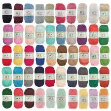 Cotton Select Yarn The Basics