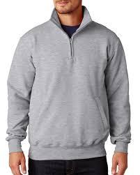 Custom Design 1 4 Zip Sweatshirts Custom Quarter Zip Sweatshirts Half Zips