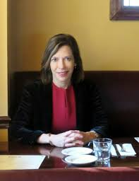 Conversation with Chappaqua Native and National Security Expert Evelyn  Farkas And Now Congressional Candidate for the 17th District