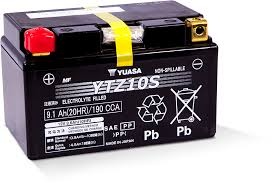 Ytz10s Yuasa Battery Inc