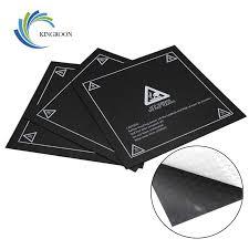 Protect Printing Platform Film <b>214</b>*214mm Heated Bed <b>3D Printers</b> ...