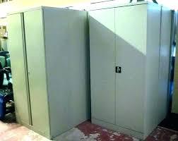 metal storage cabinet with lock. Metal Storage Cabinet Cabinets Lockable Used Locking . With Lock B