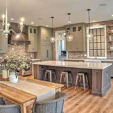 Pin by Melissa Scharfbillig on Kitchen Design in 2019 | Country ...