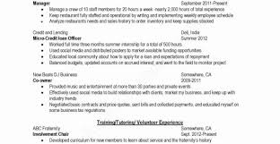 Admissions Officer Sample Resume Awesome 44 Unusual Resume For College Admissions Example Sierra