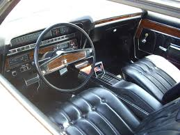 1969 Chevrolet Caprice interior with Strato Bucket seats ...