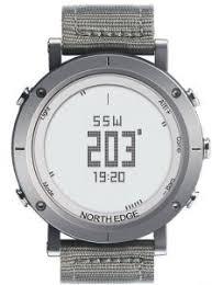 North Edge Sport Watch For Men Digital Nylon Rga302 Buy