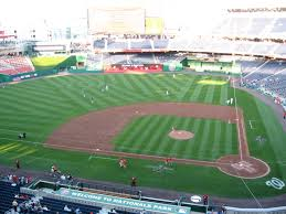 Detailed Nationals Park Seating Chart The Capital Conjecture Breaking Down Nationals Park Seating