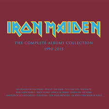 Swiss Charts 2015 Iron Maiden The Complete Albums Collection 1990 2015