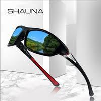 Polarized Sunglasses - <b>SHAUNA</b> Official Store - AliExpress