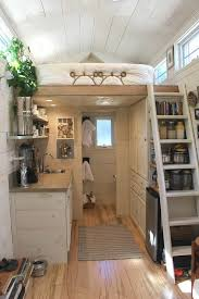 Small Picture Ladders make great shelves for kitchen things Tiny Hall House