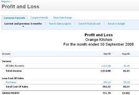 What Is Profit Loss Profit Loss Common Formats Xero Blog
