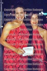 Marcellino Radogna - Fotonotizie per la stampa: Marisela Federici con la  figlia Margherita