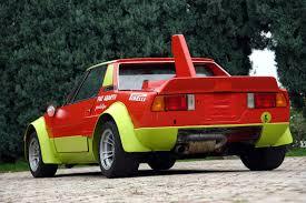 The car is located in portugal near oporto. Fiat Abarth X1 9 Prototipo