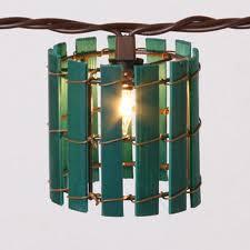 china tin can globe string lights