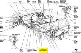 fuel pump wiring diagram 93 ford ranger fuel discover your 2002 ford explorer 4x4 module location