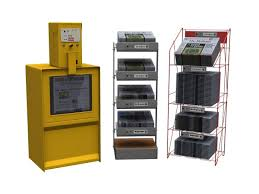 Newspaper Vending Machines For Sale Awesome Newspaper Industry Solution Bellatrix Systems