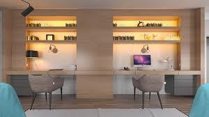 home office lighting design. Soft Lighting Sets A Comfortable Tone. Home Office Design O