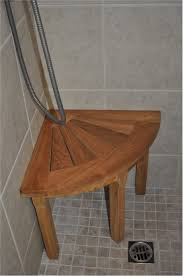bathroom brilliant diy shower bench ideas and design