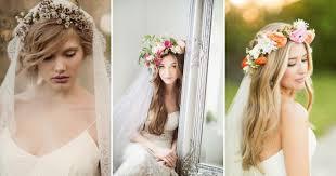Svatební účesy Se Závojem Nahoře Svatební účesy Pro Dlouhé Krátké