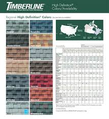 Gaf Timberline Hd Color Chart Shingle Colors Roofing Contractor In South Jersey Djk
