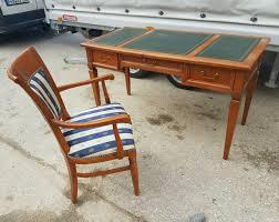 Selva Bellagio Schreibtisch Tisch Mit Armlehne Stuhl Top Ebay