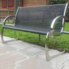 Small Picture Stainless Steel Benches Waiting Area Benches Manufacturer from