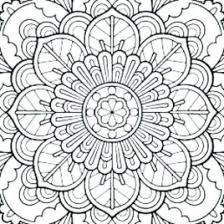 Trend Free Printable Mandala Coloring Pages For Coloring Print Free