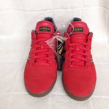 adidas shoes pink and gold. mens shoes - adidas busenitz gore tex red black gold size 10.5 d69246 | red,adidas for girls,latest fashion-trends pink and