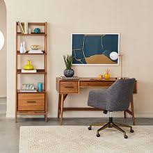 home office furniture collection. Mid-Century Office Collection Home Furniture