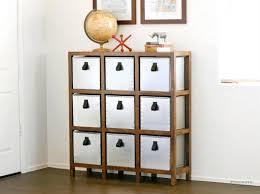 industrial cubby storage