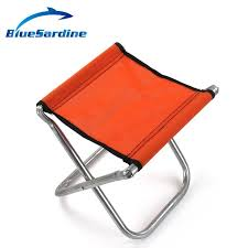 outdoor camping chair. BlueSardine Random Color Fishing Chair Outdoor Camping Seat Portable Folding Chairs