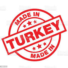 Made In Turkey Stock Illustration - Download Image Now - iStock