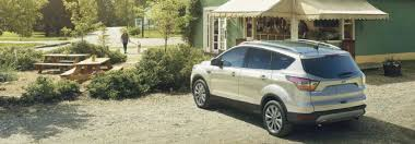 ford escape 2018 colors. 2018 ford escape parked in the country by a shop colors