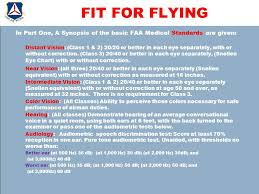 Faa Medical Eye Exam Chart Fit For Flying Fit For Flying Is A Production Of The Ddr