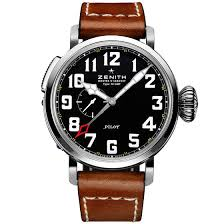 zenith pilot collection watches review best selling watches buy zenith pilot type 20 gmt 03 2430 693 21 c723 men watch