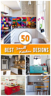 Great For Small Kitchens 50 Best Small Kitchen Ideas And Designs For 2017