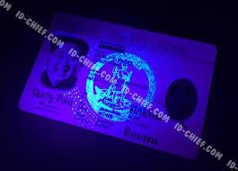 Cards Fake Maker Id-chief Virginia Id Scannable