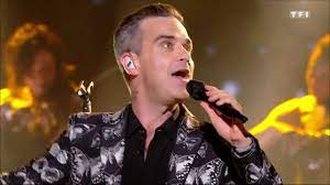 Robbie Williams - Supreme & Party Like A Russian Live At NRJ Music Awards  Cannes 2016 - HD - YouTube
