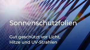 Sonnenschutzfolie Für Fenster Kaufen Profi Montage Folien Berlin