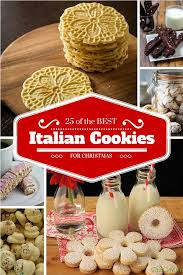 Cookie Display Stand 100 of the Best Italian Christmas Cookies Christmas Baking Ideas 24