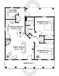 28 best planos images on pinterest small houses, architecture Four Bedroom Cottage House Plans add an extra powder room and 2 car garage fire places, larger grilling porch and lots of exterior outlets 4 bedroom cottage house plans