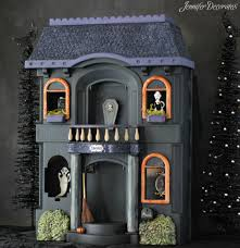 Learn to take an old dollhouse and turn it into a spooktacular Haunted House !