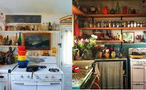 Decorating For Kitchens Hippie Kitchen Decor Miserv